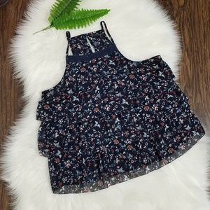 Abercrombie & Fitch | Size Small Floral Tank Top